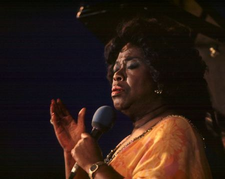 SARAH VAUGHAN later