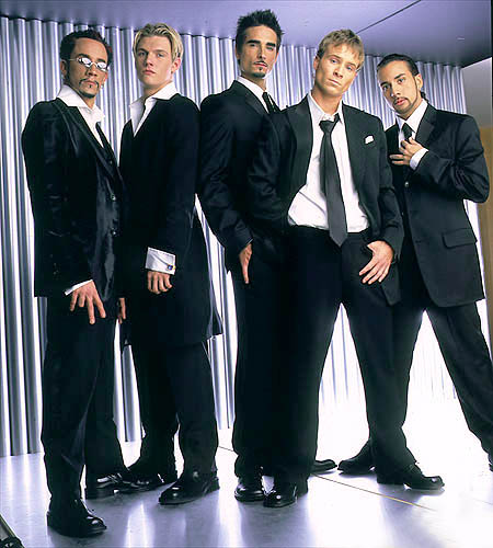 "The Backstreet Boys ""I"