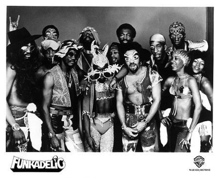 Parliament Funkadelic 1